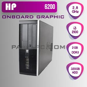 مینی کیس HP 6200